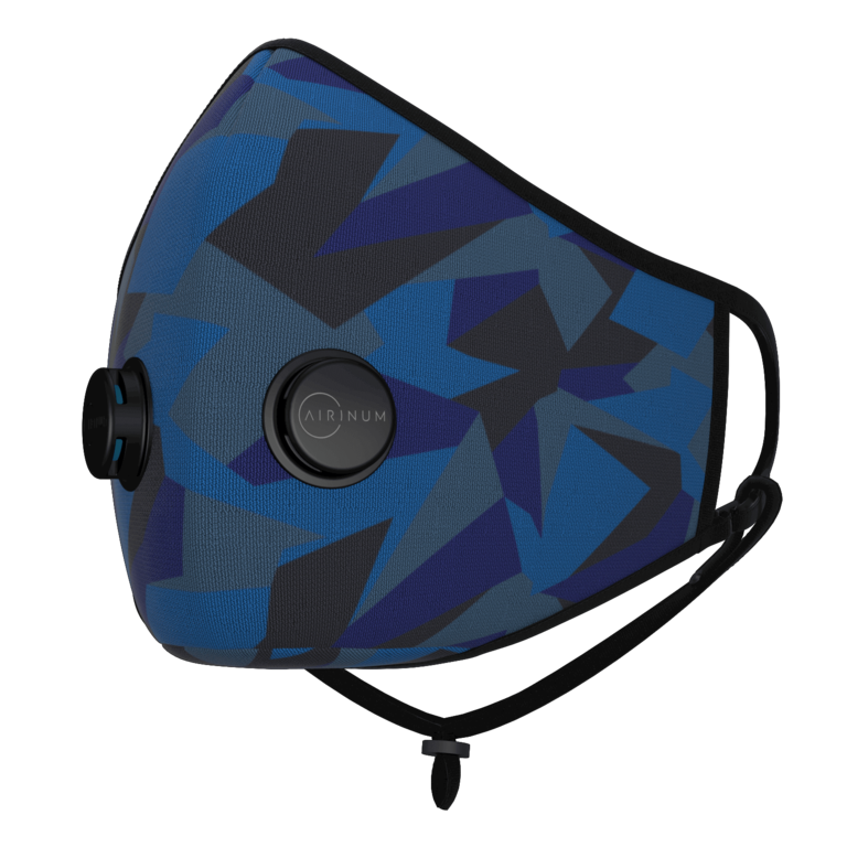 Urban Breathing Mask - M90 Blue
