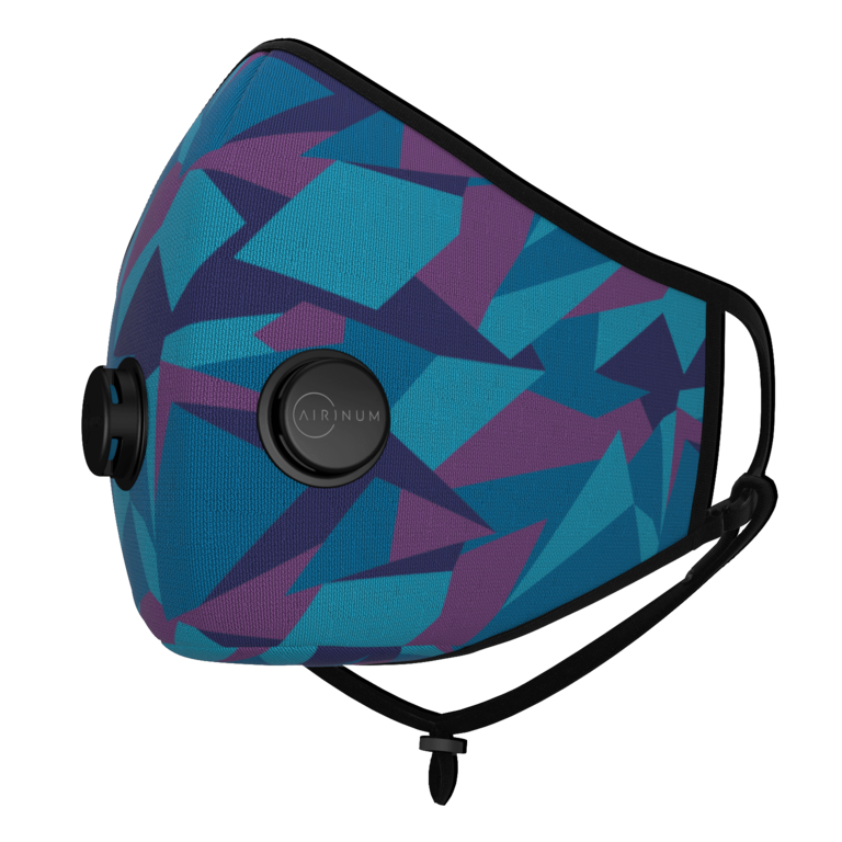Urban Breathing Mask - M90 Purple
